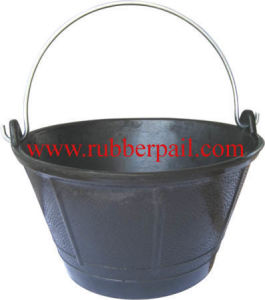 Rubber Bucket Rubber Pail Construction Bucket 5601