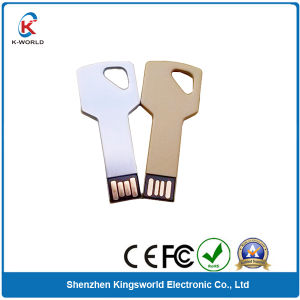 1GB -32GB Metal Key USB Stick for Promotion