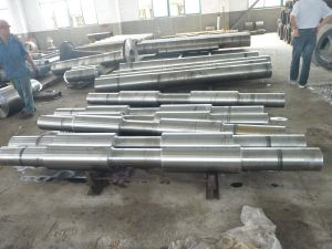 Motor Forging Shafts pictures & photos