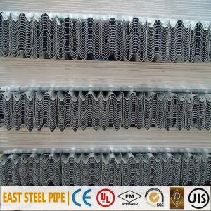 Bs En ISO1461 Hot DIP Galvanzied Coating Steel Guardrail pictures & photos
