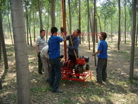 Man Portable Drilling Rig (TSP-30)