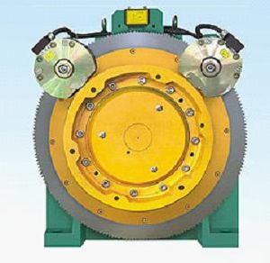 Elevator Gearless Traction Machine (HRCLS630/1.0)