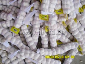 Professional Supplier of Fresh Snow White Garlic pictures & photos