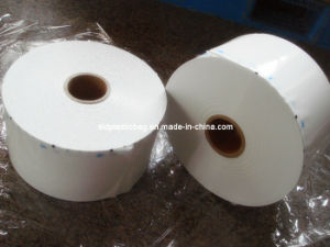 One Color Printed Opaque PE Roll Film Packaging pictures & photos