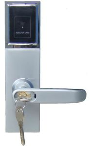Electronic Smart Card Key Lock pictures & photos
