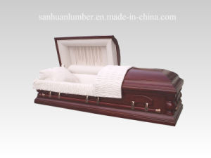 New Style Wooden Casket and Coffin pictures & photos