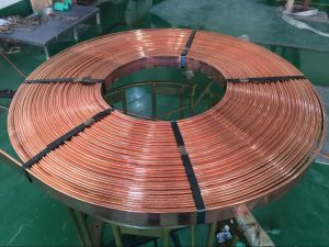 Copper Clad Steel Earthing Tape Conductor pictures & photos