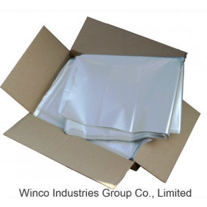 240 Litre Clear Recycled Wheelie Bin Liners pictures & photos