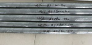 Tungsten Electrodes Rods with High Quality Wl10 Dia6&Length 1000mm pictures & photos
