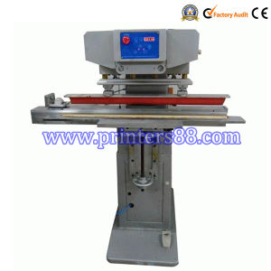 Two Color Automatic Ruler Pad Printer pictures & photos