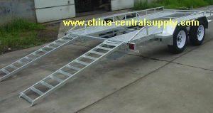 4.0X1.8m Car Carrier Cct010 pictures & photos