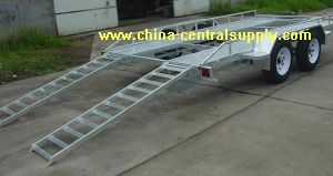 Factory Made for Sale 4.0X1.8m Car Carrier Utility Trailer CCT010 pictures & photos