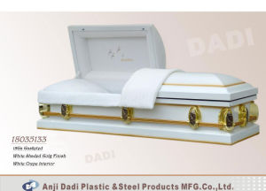 American Style Metal Coffin (18035133) pictures & photos