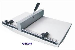 Manual Creasing Machine Yd-Hc355 pictures & photos