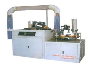 Automatic Attaching Hollow Jacket Machine for Paper Bowl (SZW/KT)
