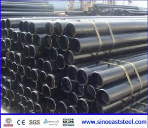 Sch40 Carbon Seamless Steel Pipe Made in China pictures & photos