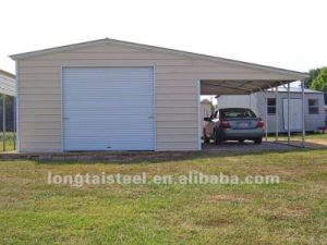 Small Modern Prefabricated Steel Structure House Buildings pictures & photos