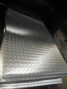 Embossed Aluminum Sheet 1060 H18