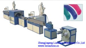 CE/ISO9001/SGS PVC Fiber Enhancing Soft Pipe Production Line pictures & photos