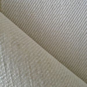 China Supplier New Product 100% Hemp Twill Fabric (QF13-0103) pictures & photos