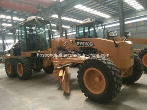China Manufacturer 160HP Motor Grader with AC Cabin Py9160 Motor Grader for Sale pictures & photos