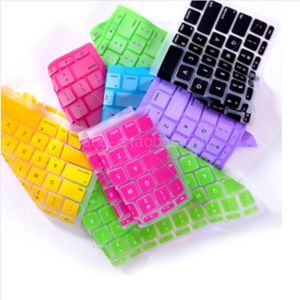 10 Colors Silicone Keyboard Protector Cover for MacBook