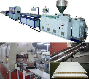 PVC Panel Production Line