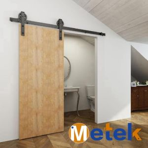 Modern Design Fashionable Barndoor Hardware for Wooden Door pictures & photos