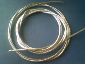 GB Stainless Steel Wire Rope With Construction of 7*37