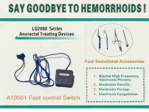 Electrosurgcal Foot Switch pictures & photos