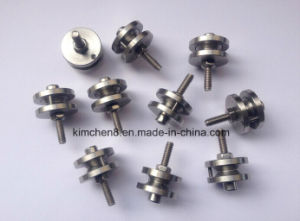 Stainless Steel Wire Guide Roller Pulley Wheel pictures & photos