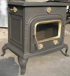 cast iron stoves   Cast Iron Wood Burning Stove, Fireplace, Chiminea