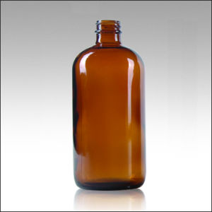 Glass Syrup Bottle pictures & photos