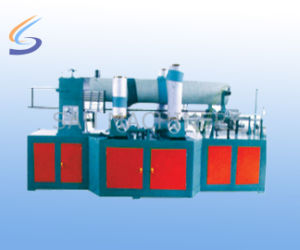 Spiral Paper Tube Making Machine for Barrels/ Constructions pictures & photos