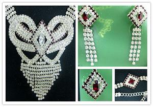 Wedding Jewelry Necklace Set (YCN0056)
