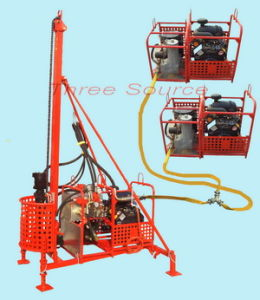 Man Portable Drilling Rig (TSP-70)