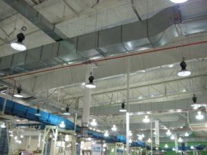 LED High Bay Light Replace 250W. 400W Sodium Lamp (RT460HB100W/230VAC)