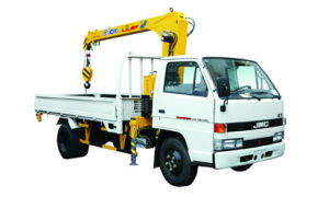 XCMG Truck Mounted Crane (SQ2SK1Q/K2Q) pictures & photos