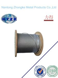 Steel Wire Rope with Heavy Grease 19mm pictures & photos