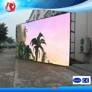 P10 Pixel Outdoor LED Display pictures & photos