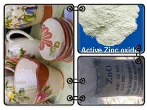 Zinc Oxide Nanometer Grade Powder for Rubber Milling & Mixing pictures & photos