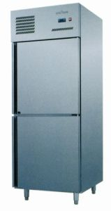 2-Door Stainless Steel Refrigerator with Ce pictures & photos