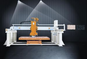 Infrared Stone Cutting Machine (SQC-700)
