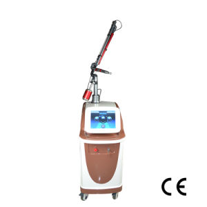 Vertical 1064nm 755nm 532nm Q Switch ND YAG Laser Tattoo Removal (C10) pictures & photos