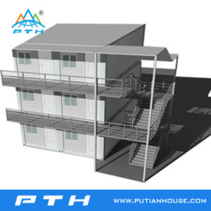 Prefabricated Luxury High Quality Container House for Modular Home pictures & photos