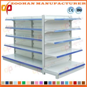4 Layer Customize Supermarket Perforated Retail Display Shelves (Zhs530) pictures & photos