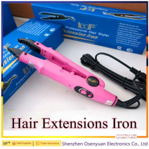 Europe Market Popular Fusion Hair Extensions Iron pictures & photos