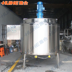 Vertical Storage Tank for Stainless Steel pictures & photos