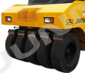 Cheap Price 27t Rubber Tire Tyre Road Roller for Sale pictures & photos