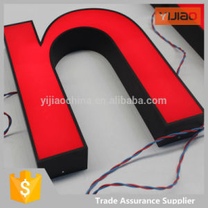 Acrylic Frontlit LED Channel Letters with Vinyl pictures & photos